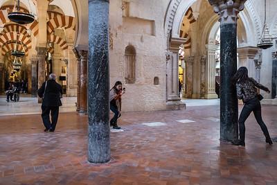 Cordoba - (selfie) Mezquita