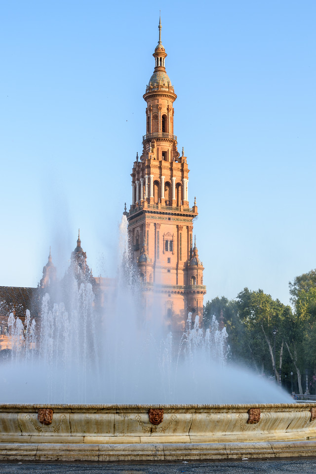 Plaza de Espana, Sevilla (Seville)