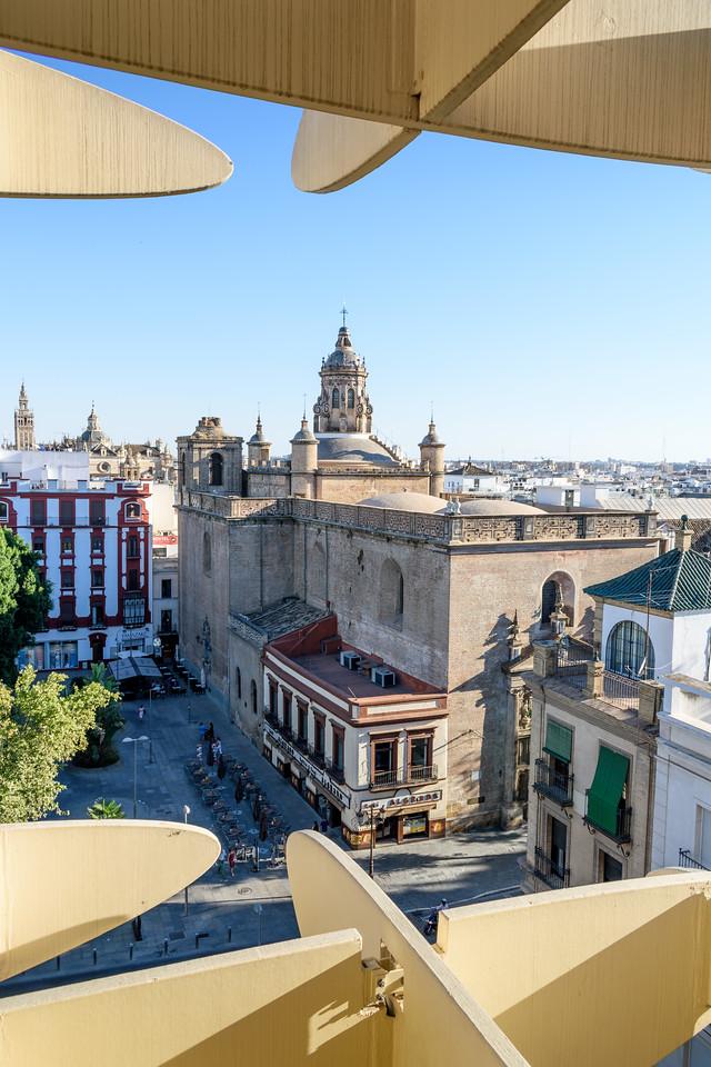 Metropol Parasol, Sevilla (Seville)