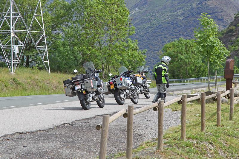 Andorra en de spaanse pyreneeën - Dinsdag 27 Mei 2014