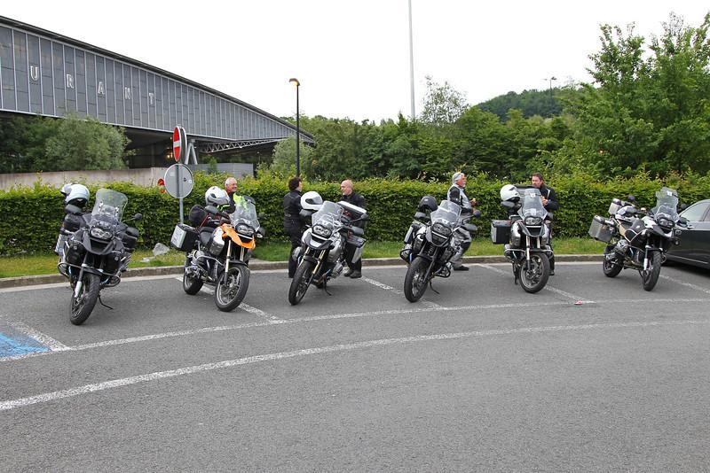 Andorra 2014 - Heenreis - Nivelles