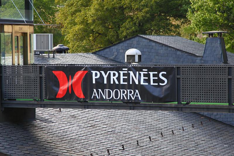 Andorra en de spaanse pyreneeën - Maandag 26 Mei 2014 - Anyos Park Hotel in La Massana, Andorra