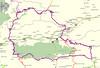 Andorra 2014 - De route van maandag