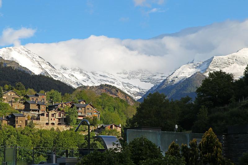 Andorra en spaanse pyreneeën - Terugreis op Zaterdag 31/5 en Zondag 1/6/2014