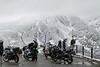 Andorra en spaanse pyreneeën - Terugreis op Zaterdag 31/5 en Zondag 1/6/2014  - Op de Pas de la Casa