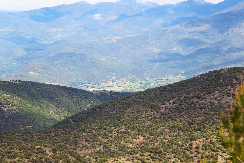 Andorra en spaanse pyreneeën - Vrijdag 30 Mei 2014