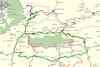 Andorra 2014 - De route van woensdag