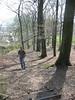 Stephen in Corbar Woods