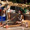 Aboriginal Performer - Circular Quay Sydney