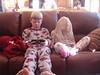 Austin & Ellie spend quality time together (1/13/08)