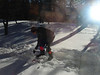 Shoveling before fashion (1/11/08)