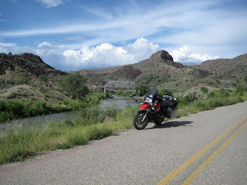 The Rio Grande on the 570