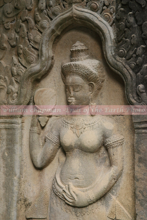 Stone Relief- Angkor