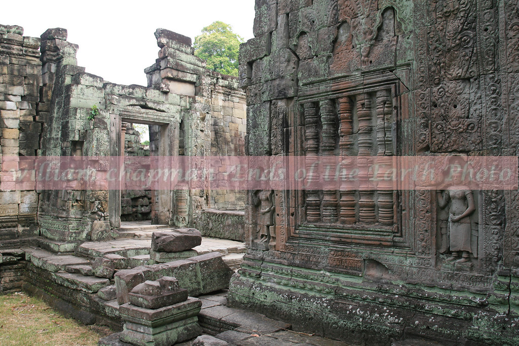 Preah Khan in morninga