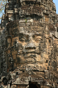 Entrance of the Angkor Thom Complex