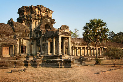 Angkor Wat Temple and Complex