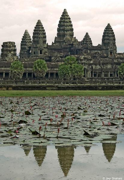 Angkor Wat Temple Iner Sanctuary