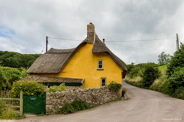 Cottage Anglais à Branscombe