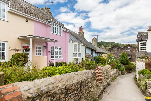 Lyme Regis, Dorset, Sud Ouest de l'Angleterre