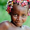 <h4> Young Angolan Girl I