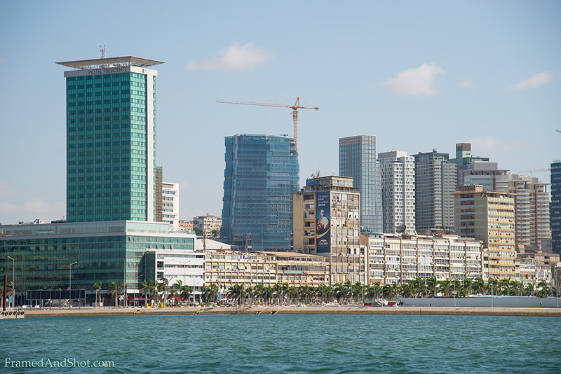 <strong><center> Hotel Presidente and the marginal </center></strong>