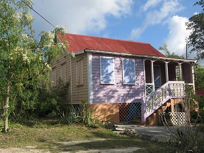 Anguilla cottage