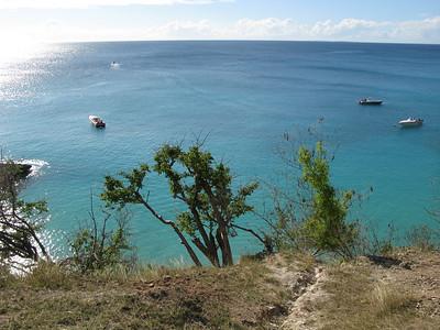 Little Bay cove, Anguilla Feb 15, 2009