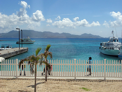 Blowing Point Ferry, Anguilla