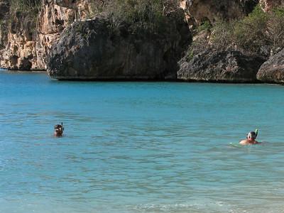 Little Bay snorkeling, Anguilla