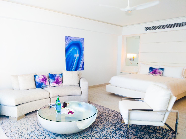 Room at CuisinArt Resort in Anguilla