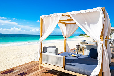 Beach Bar & Lounge, CuisinArt Golf Resort & Spa, Anguilla