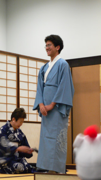 Was shy. This is what you wear under a Kimono.
