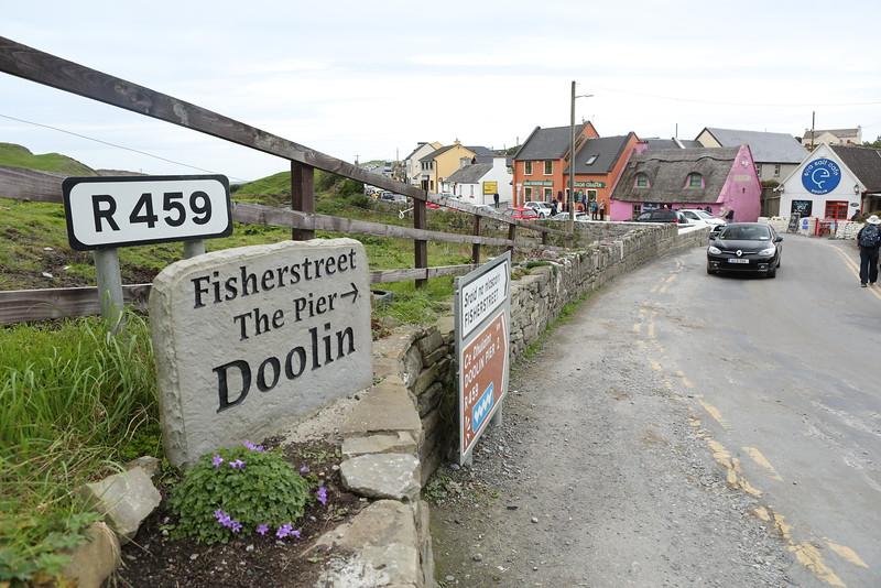 Back on Fisherstreet, Doolin