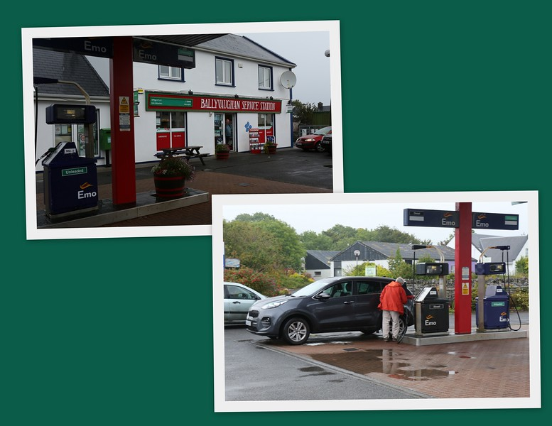 The Ballyvaughan Service (Filing) Station