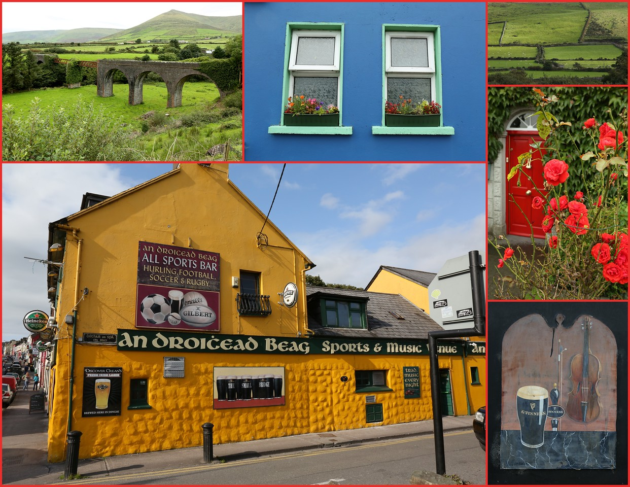 Our first full day in Ireland - Wednesday, September 14th, 2016