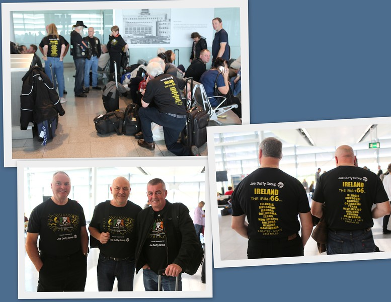 Joe Duffy Group from Ireland heading to Chicago for Temple Street Hospital Fund Raiser: 9 States in 9 Days- 2,448 miles !
