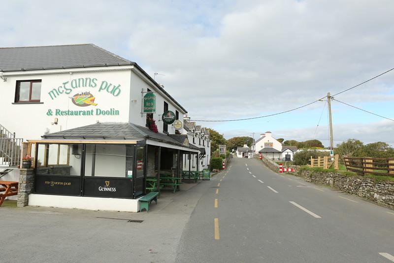 McGanns Pub along the Doolin Road
