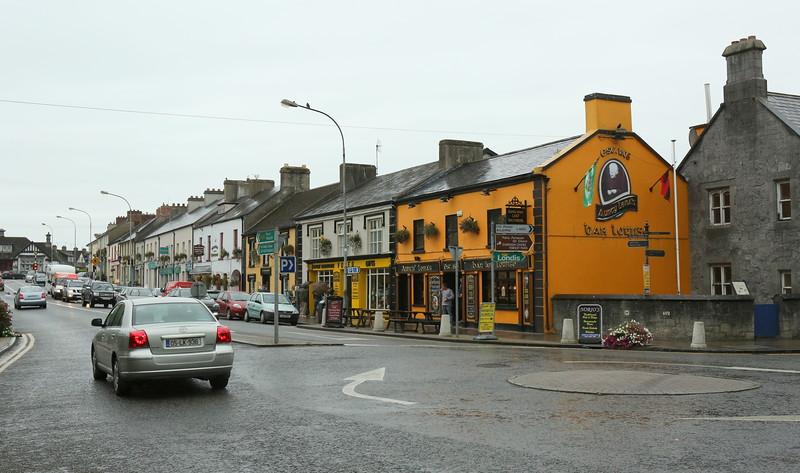 Adare is a well planned and well kept Irish town