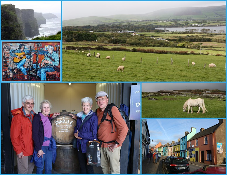 Anita & David & Sarah & Kent's Fall 2016 Ireland Adventure