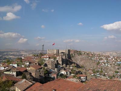 Ankara, Cappadocia and Hattusas, Turkey, November 8-14, 2004