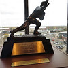Desmond Howard's Heisman Trophy.