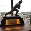Desmond Howard's Heisman Trophy.