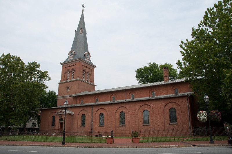 2009-08-12 - Annapolis - 002 - St Anne Church - _DSC1527
