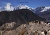 47 Purang monastary and Dhaulagiri