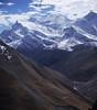Tarke Kang, glacier dome