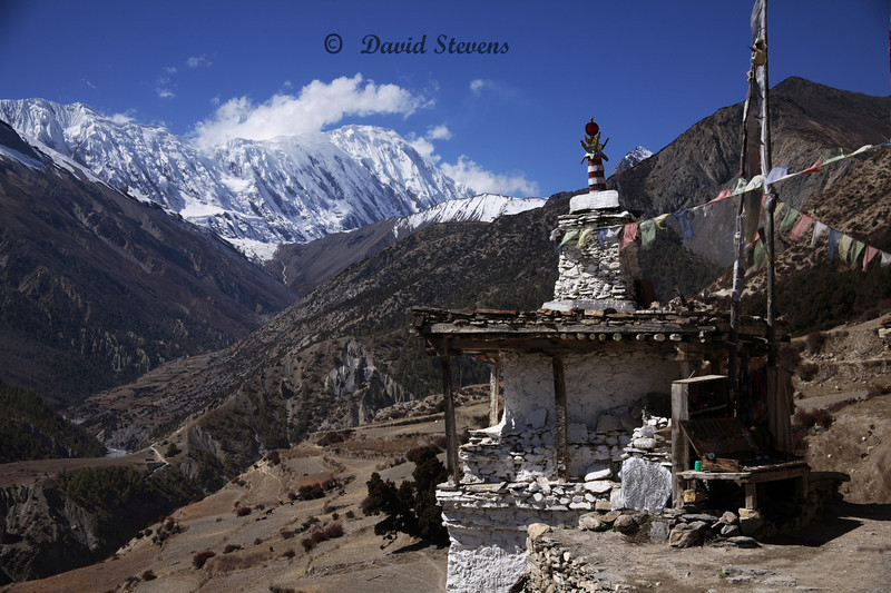 33 Tenghi gompa , Tilcho peak