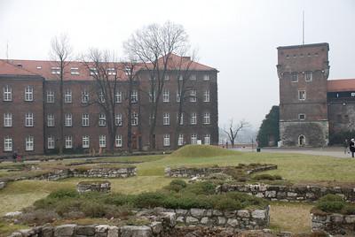 Wawel Castle 2