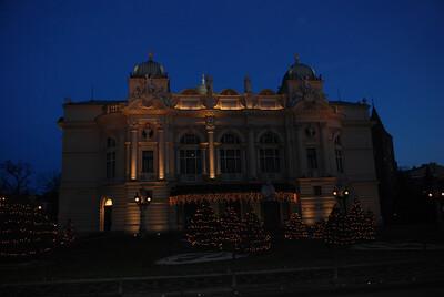 Theater Slowackiego 8