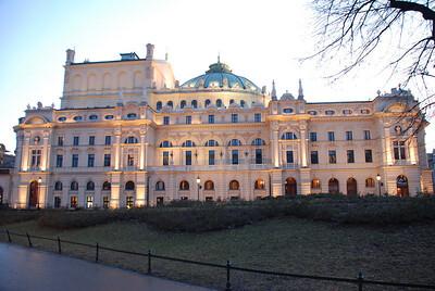 Theater Slowackiego 5