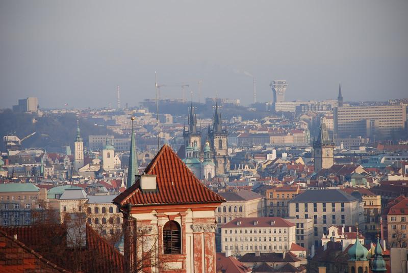 Prague Skyline 5